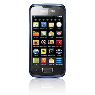 MWC 2010 : Samsung i8520 alias Halo avec écran AMOLED et pico-projecteur
