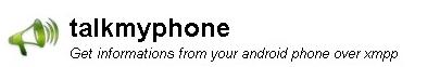 Mise à jour de TalkMyPhone
