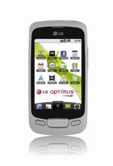 Le LG Optimus One s'est vendu à 1 million d'exemplaires en 40 jours