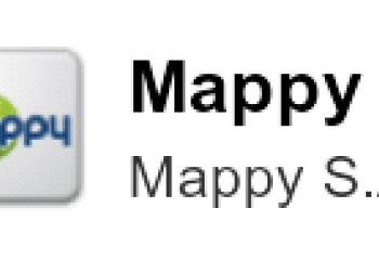 L'application Mappy est maintenant disponible sur Android !