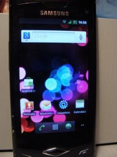 Le Samsung Wave goûte à Android