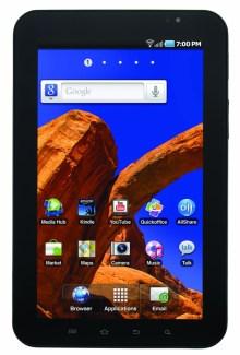 La Samsung Galaxy Tab WiFi est désormais en vente en France