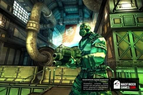 Shadowgun, un jeu optimisé pour Nvidia Kal-El et Tegra 2