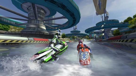 Riptide GP : le jeu de jet-ski pour Tegra 2 est arrivé sur l'Android Market