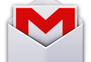 L'application GMail grimpe en version 2.3.5 sous Android