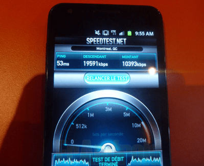 Rogers va commercialiser la HTC JetStream compatible avec son nouveau réseau LTE
