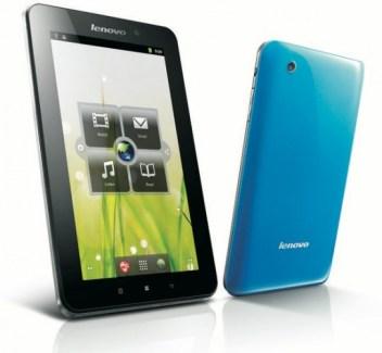 Lenovo IdeaPad A1, une tablette de 7″ sous Android 2.3 à $199