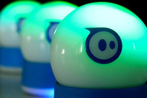 Sphero, jouer avec votre chat depuis votre Android
