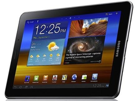 La Samsung Galaxy Tab 7.7 présentée officiellement