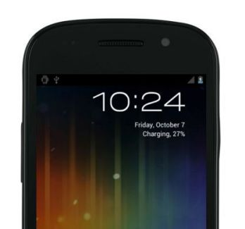 Le Galaxy Nexus disponible via Digitec.ch