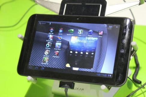 Dell passe sa Streak de 7 pouces sous Android 3.2