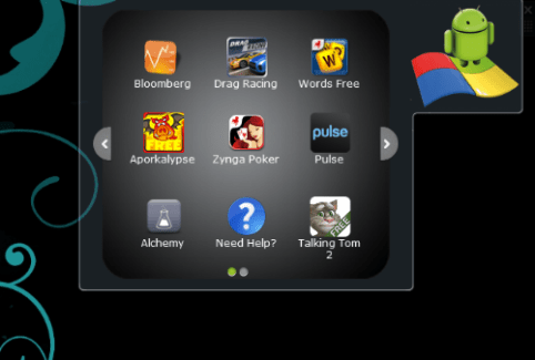 BlueStacks permet de faire tourner des applications Android sur PC