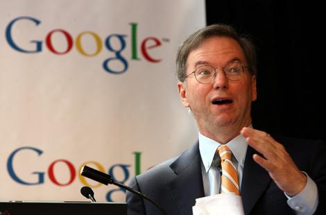 Eric Schmidt lève les craintes : l'écosystème Android est la priorité numéro 1 de Google !
