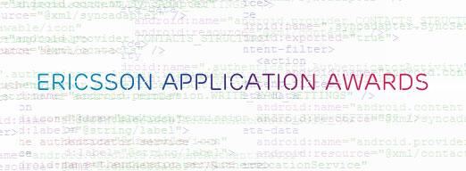 Ericsson Application Awards : jusqu'à 15 000 € à gagner sur le thème de «la société en réseau»