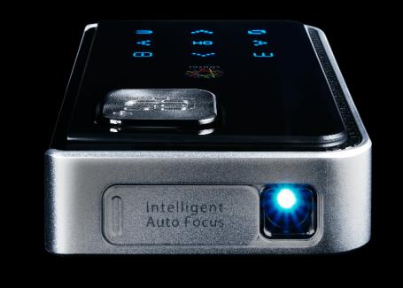 Un pico-projecteur autonome sous Android