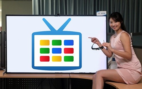 Samsung : Une TV OLED sous Google TV ?