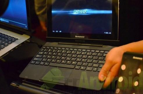 CES 2012 : Lenovo IdeaTab S2, une Transformer Prime like ?