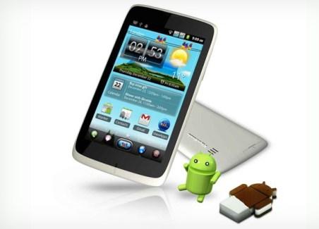 MWC 2012 : ViewSonic annonce les ViewPhone 4e, 4s et 5e