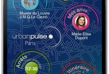 Urban Pulse : l'application qui vous fera sortir de chez vous !