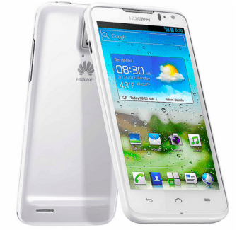 Huawei Ascend D Quad XL, le mobile le plus performant du moment en terme de 3D ?