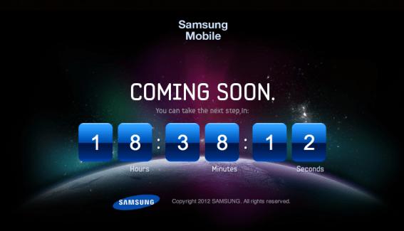 Samsung tease une surprise pour demain