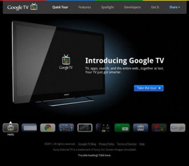 Google TV en France ? Sony tente le coup !