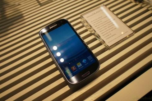Prise en main vidéo rapide du Samsung Galaxy S3