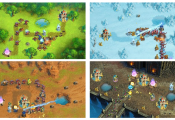 Towers N' Trolls, un Tower Defense « fantasy »