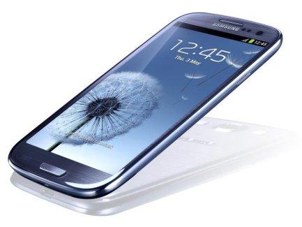 Samsung Galaxy S III – Vidéo de prise en main