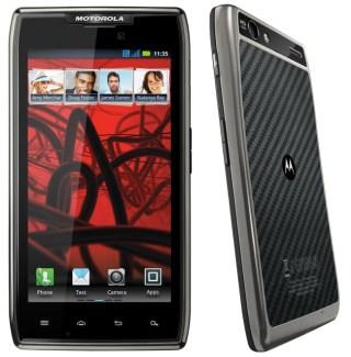 CTIA Awards : Le Motorola RAZR Maxx est élu «meilleur smartphone» !