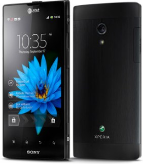 Le Sony Xperia Ion arrive en septembre en France
