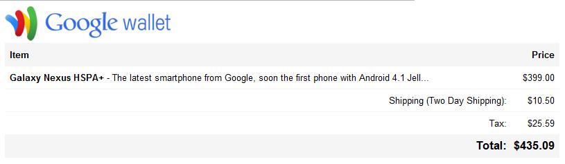 Le Galaxy Nexus sera le premier smartphone à recevoir Android 4.1 Jelly Bean