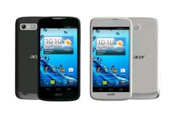Liquid Gallant Duo, un smartphone Dual-SIM costaud chez Acer