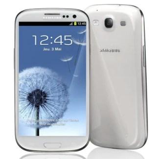 Le Samsung Galaxy S III convient-il a une personne non-voyante ?