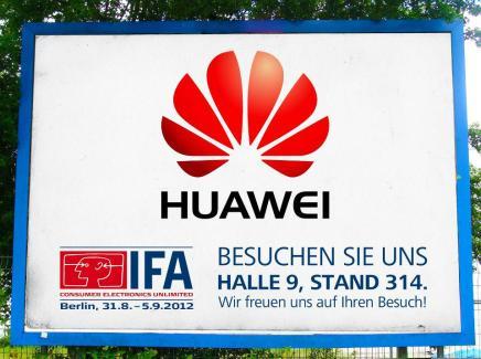 Huawei annonce quatre nouveaux smartphones et deux tablettes à l'IFA