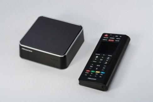 Hisense rejoint l'OHA et présente sa GoogleTV