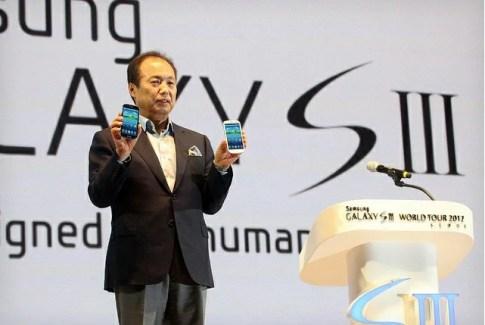Galaxy S4 ? Samsung dément !
