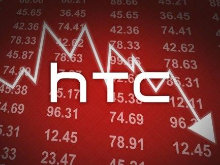 HTC dans le rouge pour la première fois de son histoire au 3e trimestre 2013