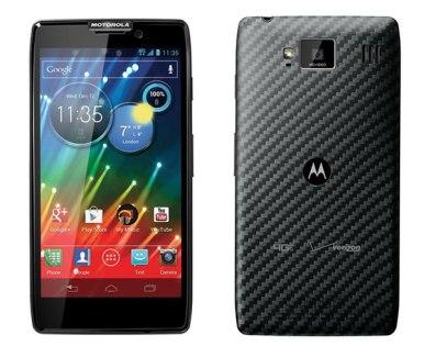 Motorola annonce l'arrivée du RAZR HD en France