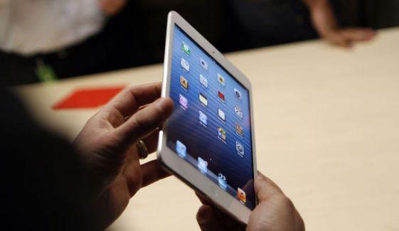 L'iPad Mini discuté au café du commerce