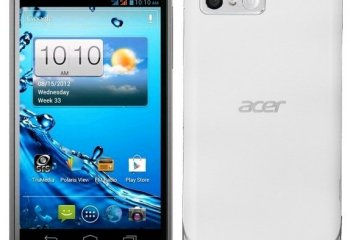 Test du Acer Liquid Gallant Duo