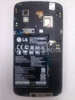 LG Nexus 4, la batterie aurait une capacité de 2100 mAh