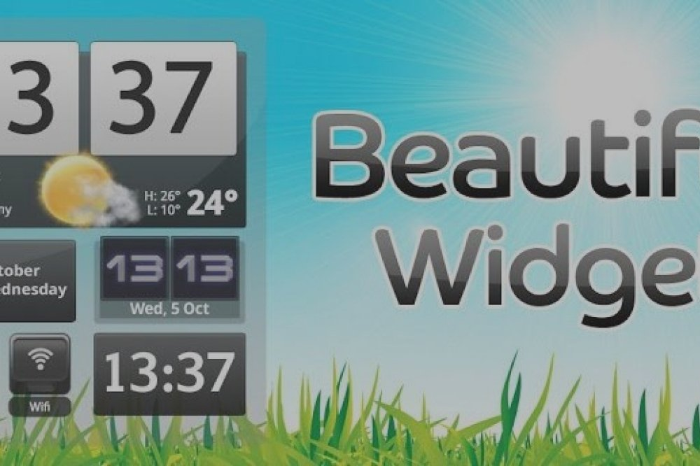 Uniquement sur Android #1 : Beautiful Widgets