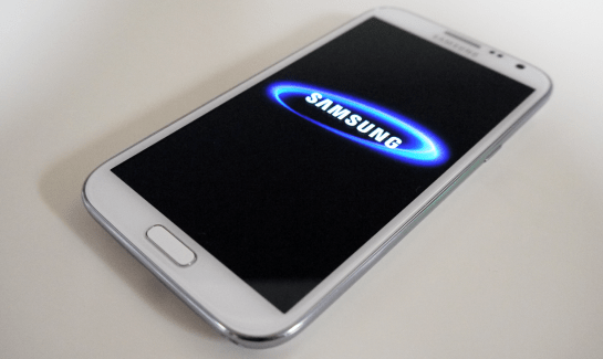 Test du Samsung Galaxy Note 2