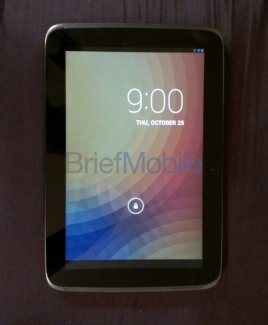 De nouvelles informations sur Android 4.2 et la Nexus 10