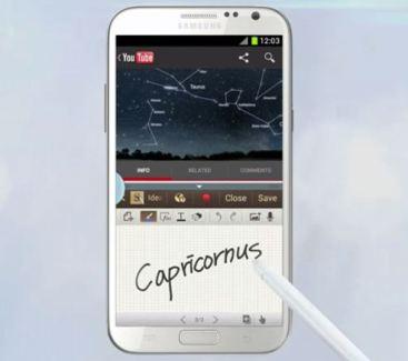 Samsung Galaxy S III – Le partage d'écran avant la fin de l'année ?