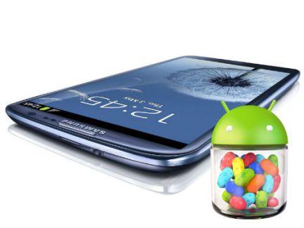 Galaxy S3 : Jelly Bean est disponible pour tous !
