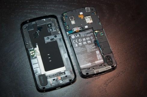 La batterie du LG Nexus 4 sera facilement remplaçable
