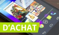 Guide d'achat des smartphones Android