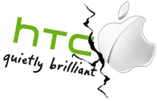 Guerre des brevets : HTC et Apple annoncent avoir signé un accord pour 10 ans